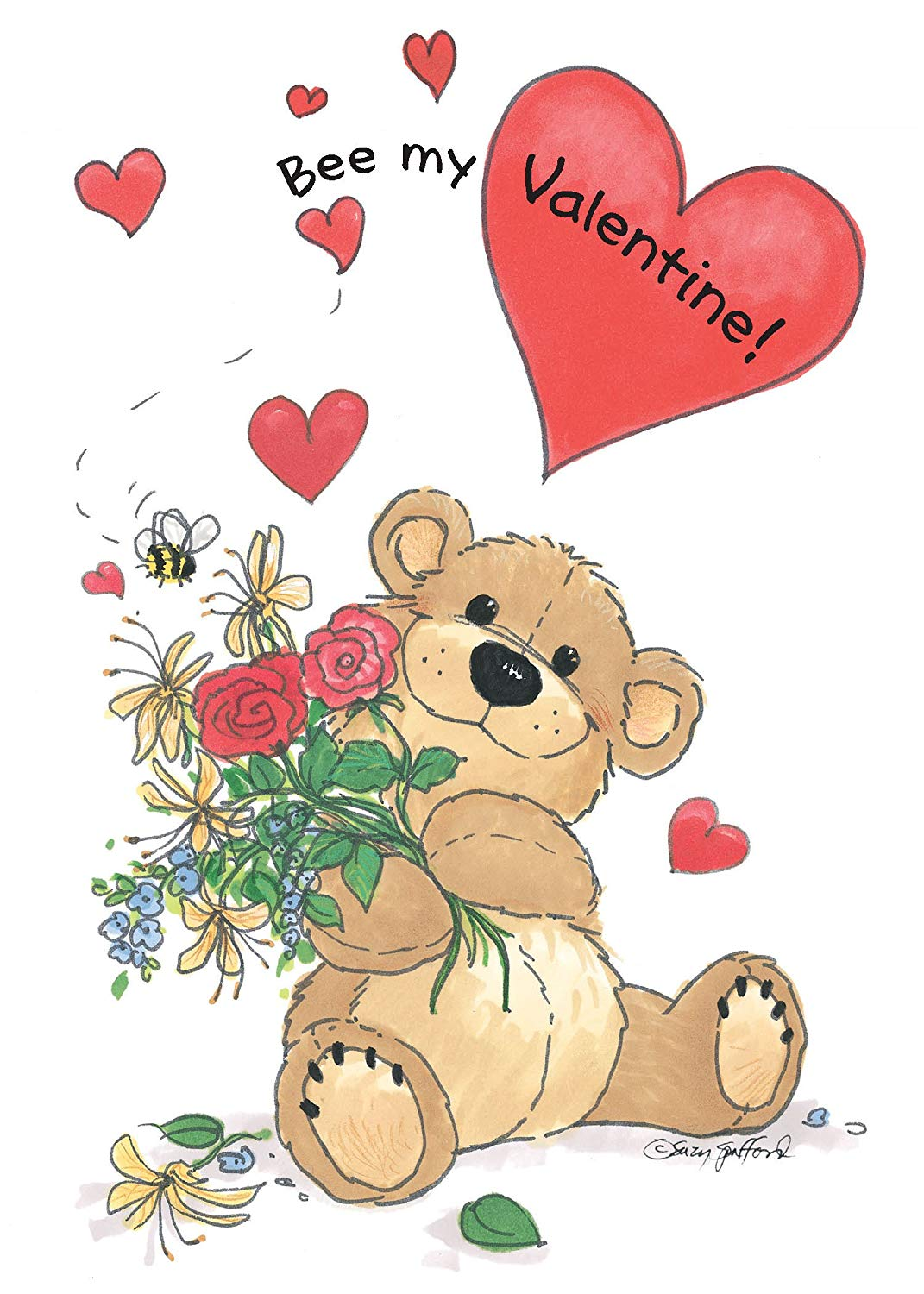 Amazon.com: Suzy\'s Zoo Valentines Cards 4.