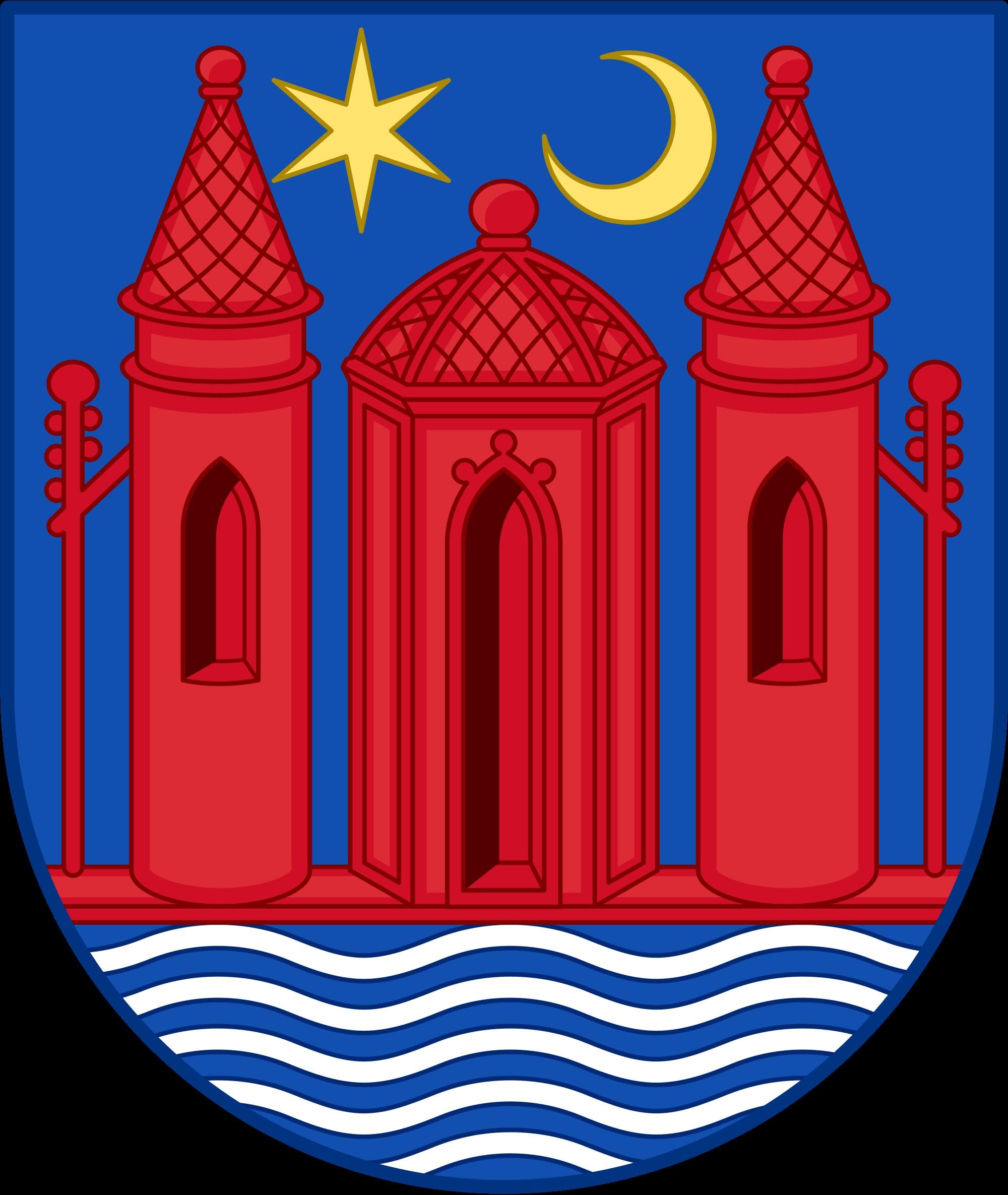 File:Coat of arms of Svendborg.svg.
