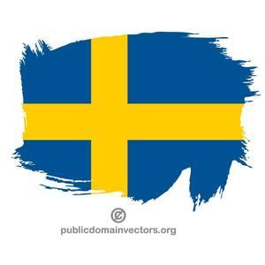 9929 Sverige flagga ai.