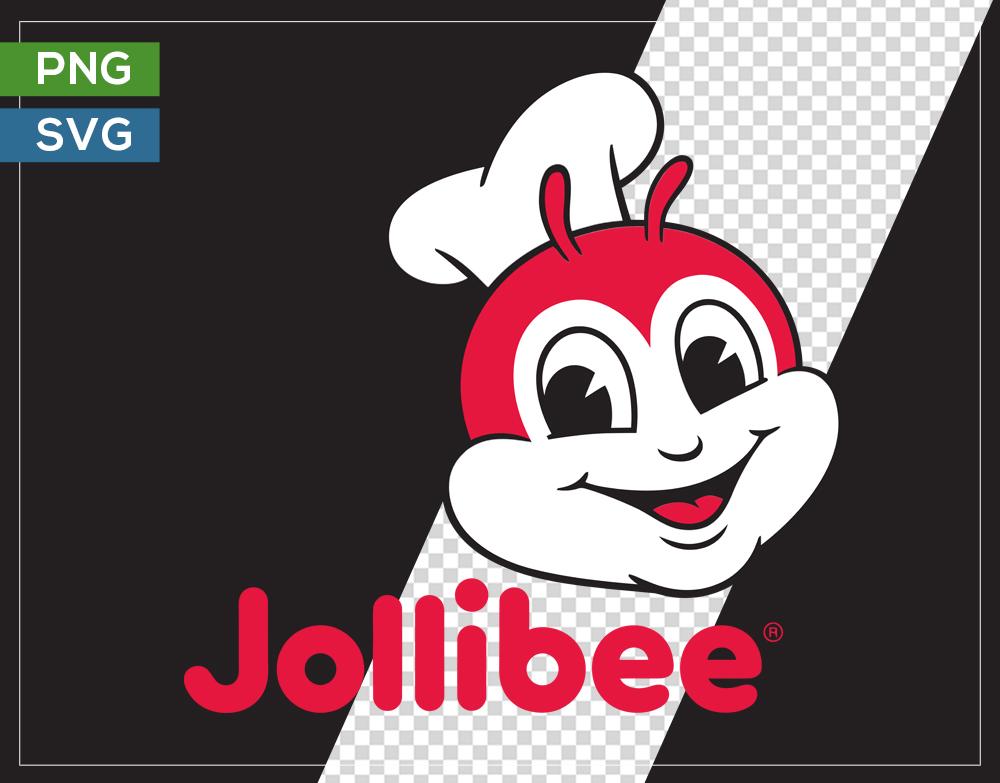 Jollibee Logo SVG or PNG.
