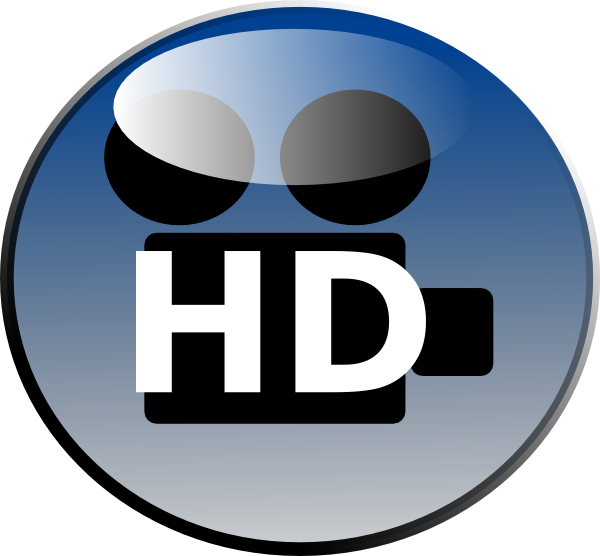 Hd Video Clip Art at Clker.com.