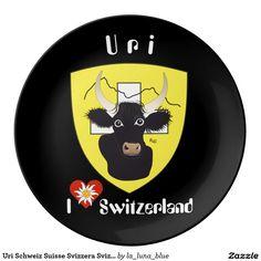Uri Schweiz Suisse Svizzera Svizra Poster.