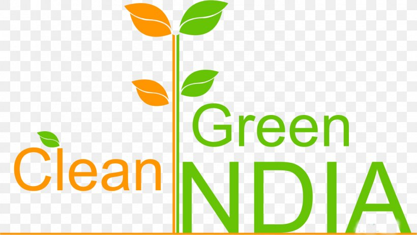 Green And Gold Education In New India Swachh Bharat Abhiyan.