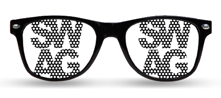 Swag Glasses PNG Free Download.
