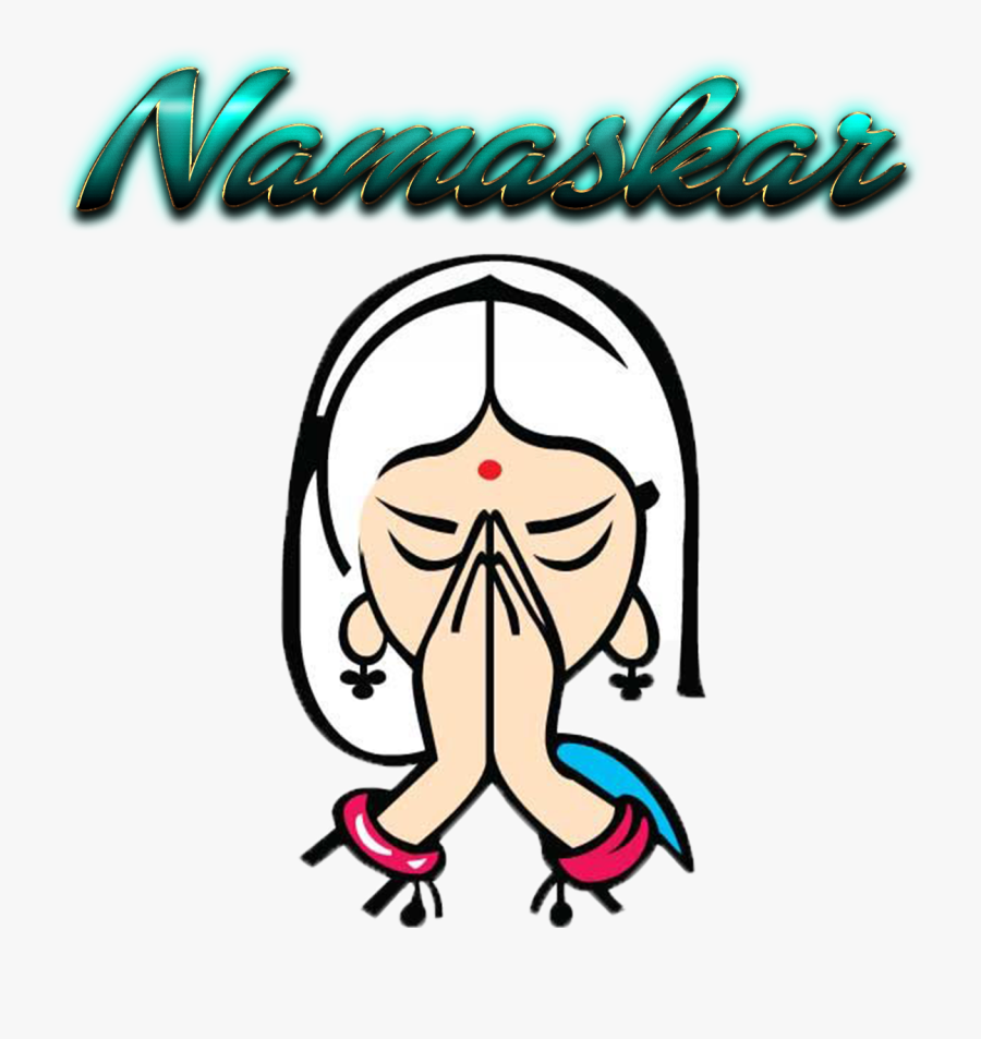 Namaskar Png Image Download.