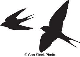 Swallows Stock Illustrations. 2,625 Swallows clip art images and.
