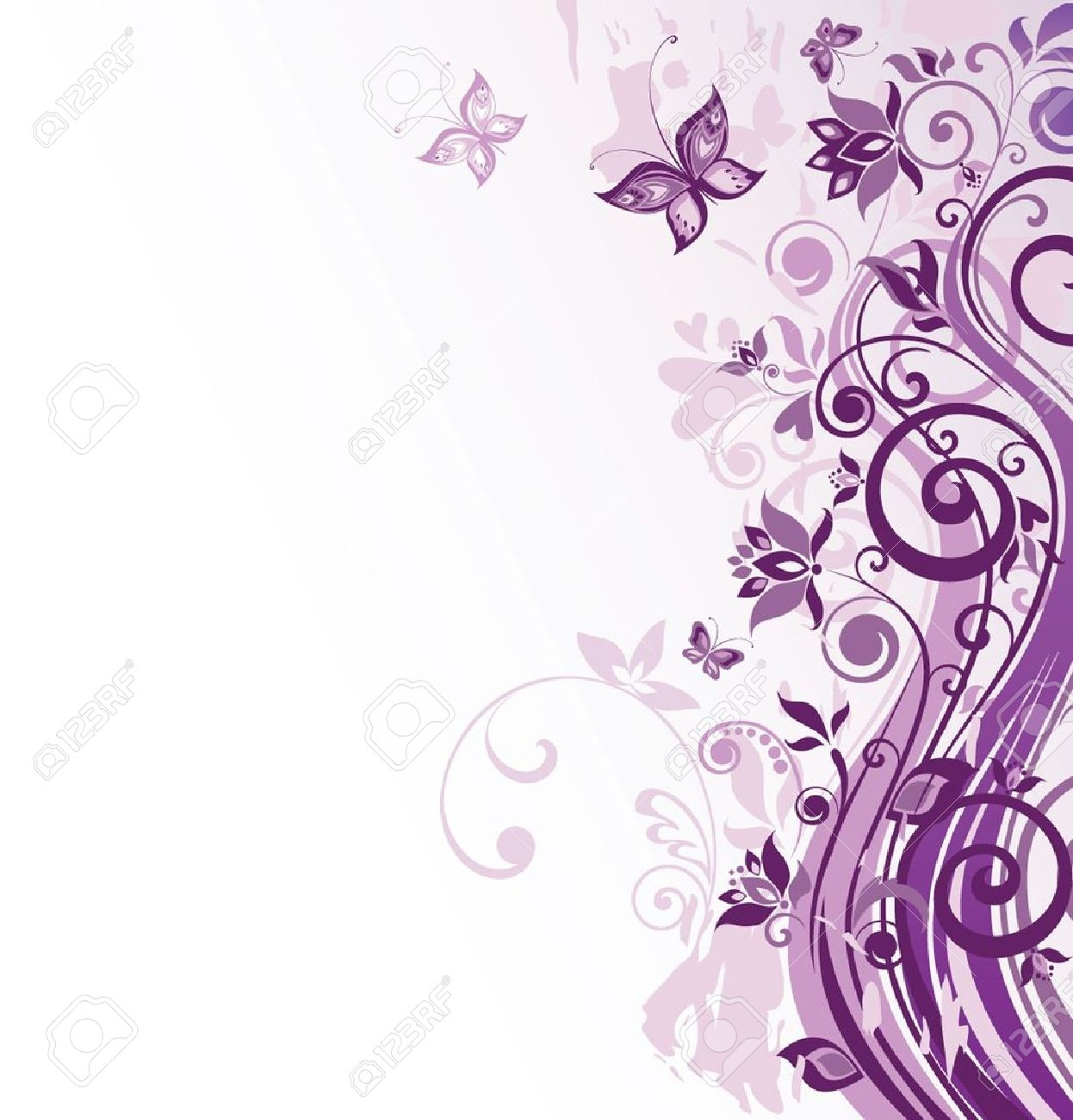 Lavender Background Wedding: Swallowtail Butterfly Border Clipart 20 Free Cliparts