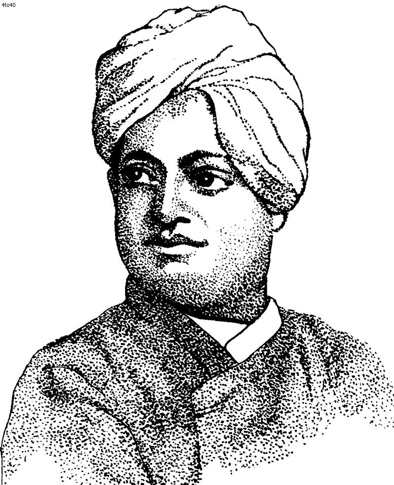 Vivekananda Images Clipart.