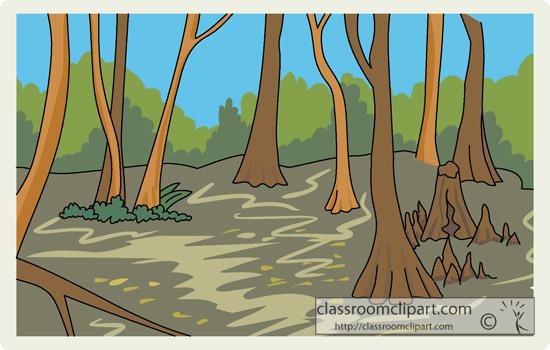 44+ Swamp Clip Art.