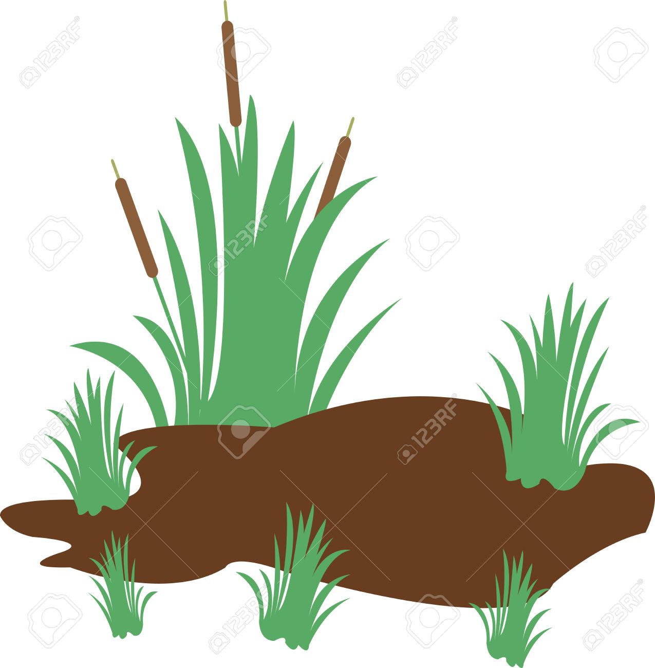 Swamp » Clipart Station.