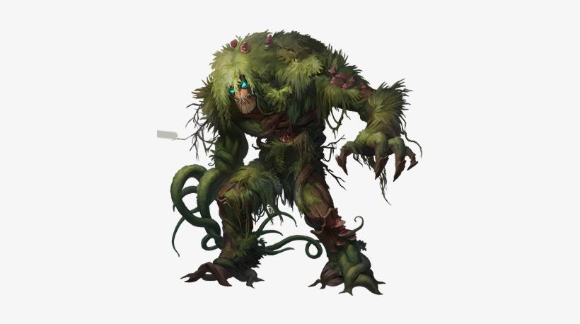Swamp Creature.
