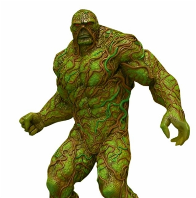 Result for swamp thing png.