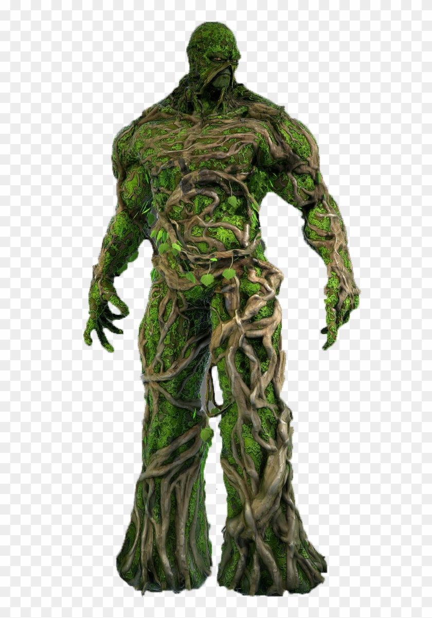 Swamp Thing Png, Transparent Png.
