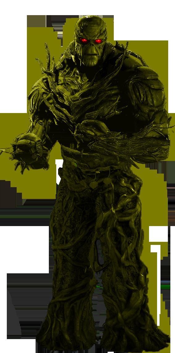 Swamp Thing By GOTHAMKNIGHT99 On Deviant #593043.