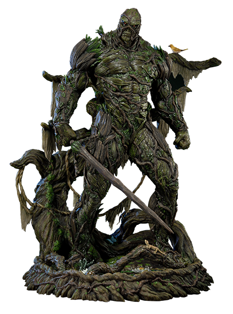 DC Comics Swamp Thing Statue by Prime 1 Studio.