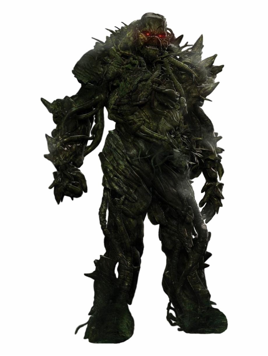 Swamp Thing Png.