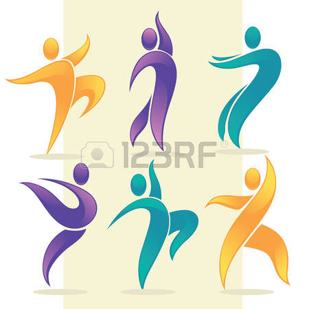 15,236 Contemporary Dance Stock Vector Illustration And Royalty.