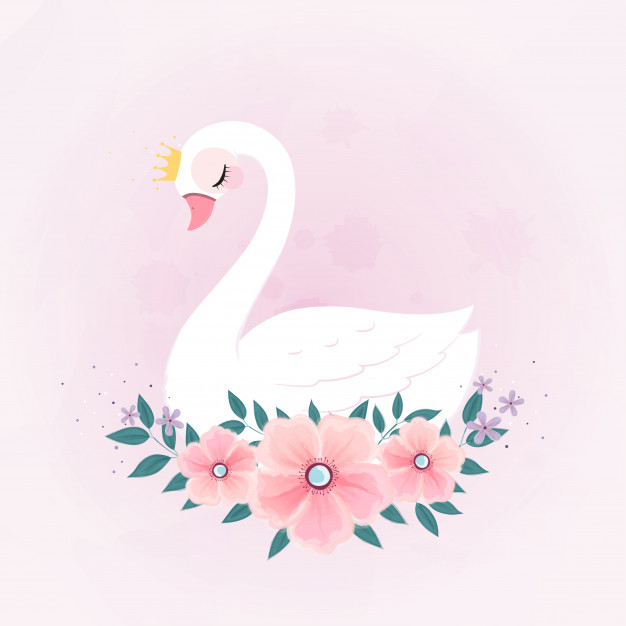 Swan Vectors, Photos and PSD files.