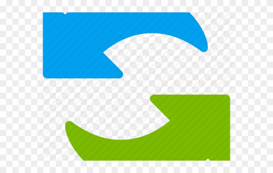 Swap Clipart Arrow Icon.