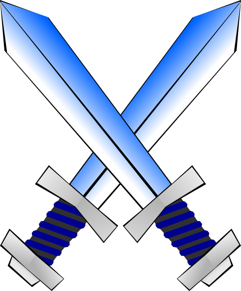 Swords Clipart.
