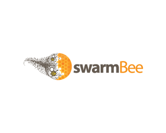 Swarm Bee Designed by user1516848981.