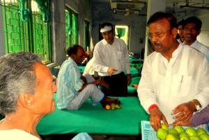 D N De Homeopathic » Blog Archive » Hon, ble M.L.A. Swarna Kamal.