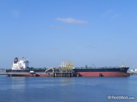 SWARNA KAMAL (Oil tanker) IMO 9467732.