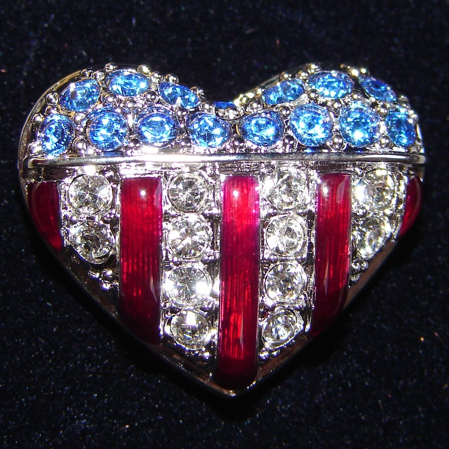 Swarovski Brave Heart Crystals by FantasyStock on DeviantArt.