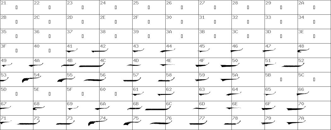 Download free Marcelle Swashes Regular font.