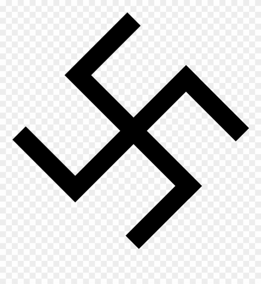 Swastika Nazism Party Symbol.