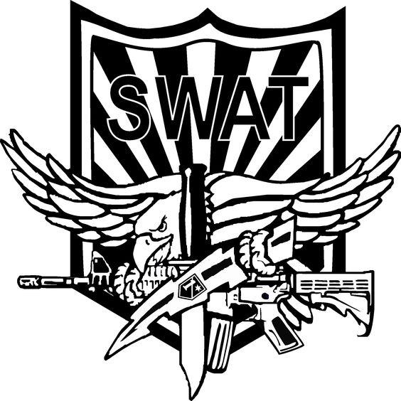 EPPD SWAT Eagle.