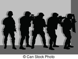 Swat Stock Illustrations. 464 Swat clip art images and royalty.