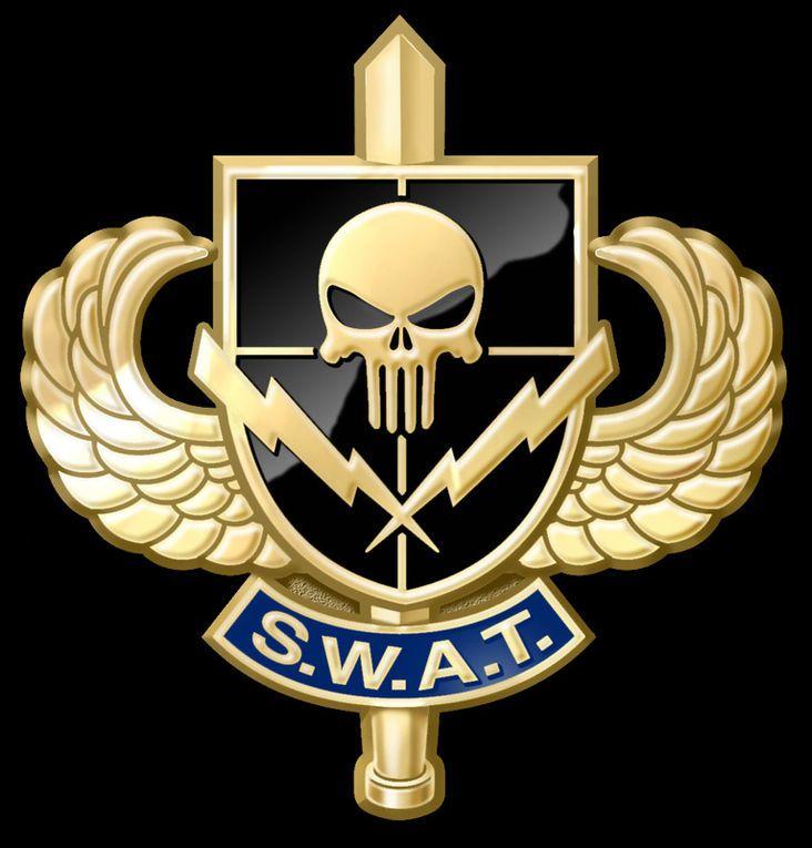 SWAT team in 2019.