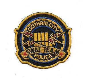 Details about Batman Gotham City Police Swat Team Logo 3.5\