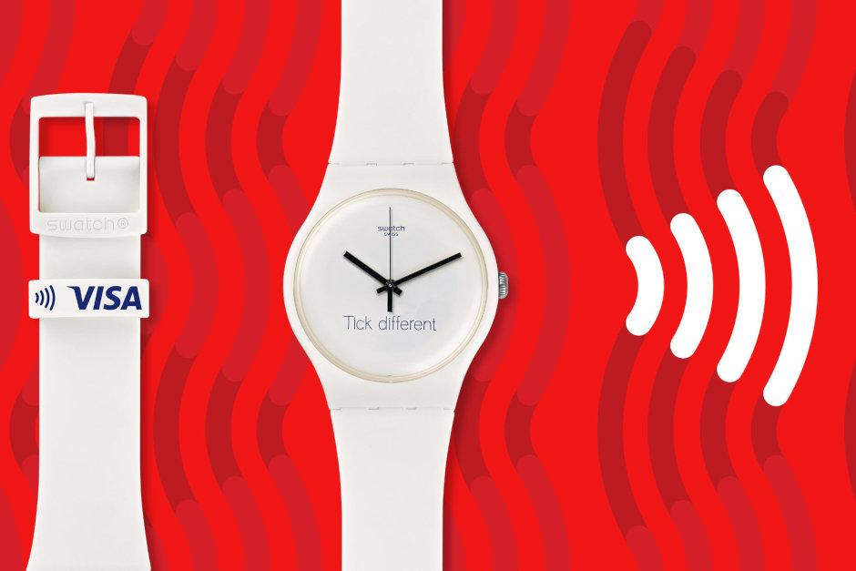 Swatch wins trademark lawsuit against Apple despite logo.