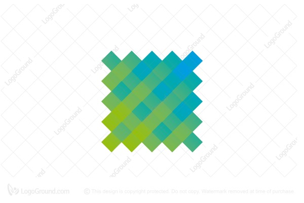 Exclusive Logo 39472, Fabric Swatch Logo.