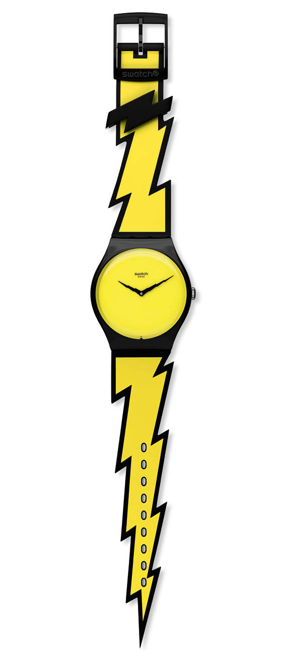 Jeremy Scott Swatch.