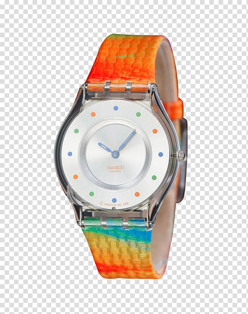 Guangzhou Swatch Strap Clock, Ms. Color Swatch Watches.