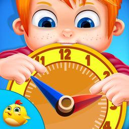 Tick Tock Clock For Kids by Swati Panchal.