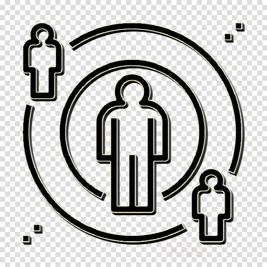 Startups icon Target icon Sway icon clipart.