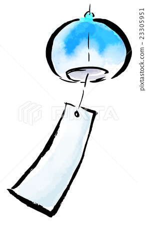 swaying, sway, wind bell.