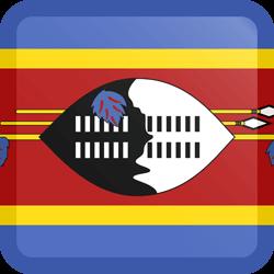 Swaziland flag clipart.