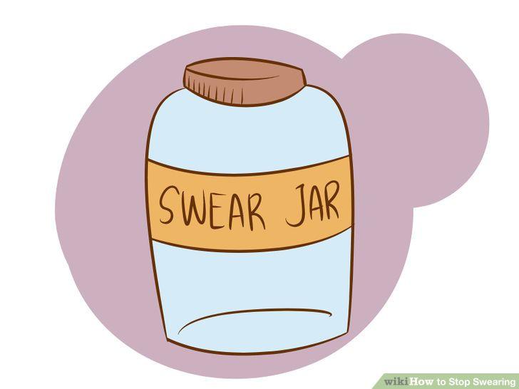 3 Ways to Stop Swearing.