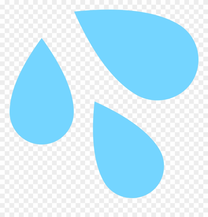 Sweat Drops Png.