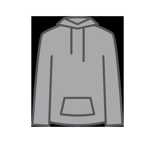 Hoodie clipart sweatsuit, Hoodie sweatsuit Transparent FREE.
