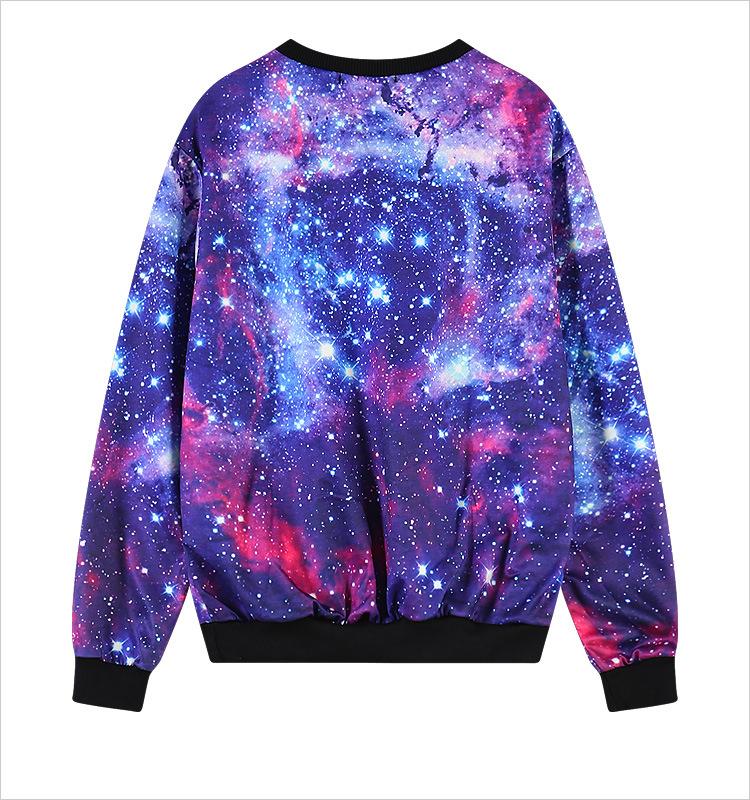 Japanese harajuku galaxy cat sweater · Cute Kawaii {harajuku.