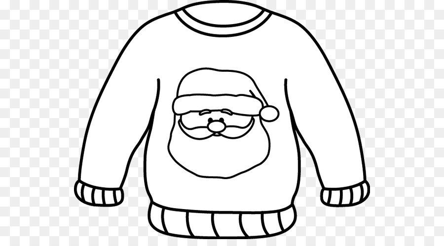 Sweater Clipart Black And White (82+ images in Collection.