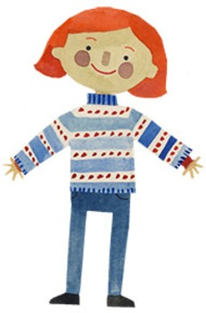 Sweater Weather FREE Clip Art.