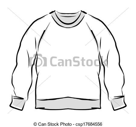 1 4 Sweatshirt Clipart.