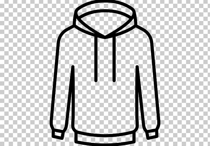 Hoodie clipart black and white, Hoodie black and white.